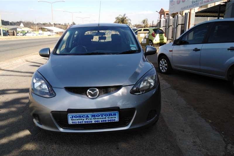 Mazda 2 Mazda 1.5 Individual 2010