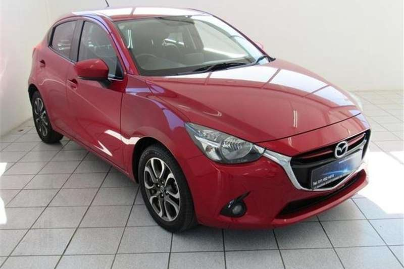 Mazda 2 Mazda 1.5 Individual 2015