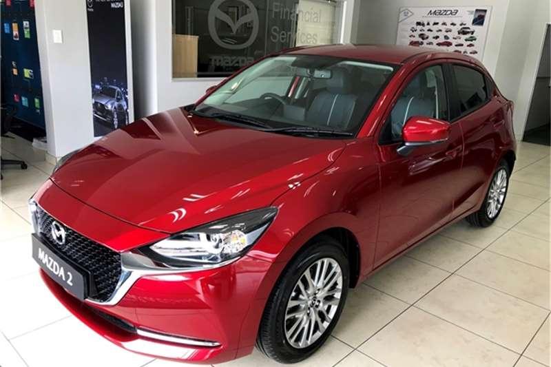 Mazda 2 Mazda 1.5 Individual auto 2020
