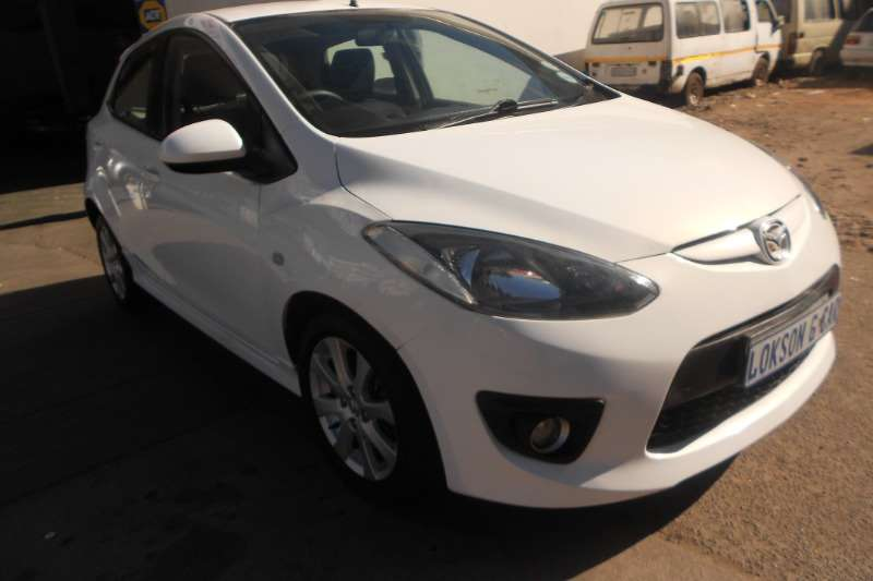 Mazda 2 Mazda hatch 1.3 Active 2008