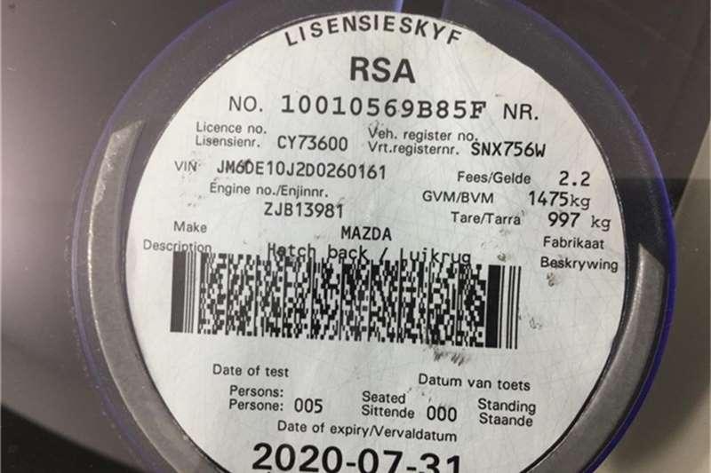 Mazda 2 Mazda hatch 1.3 Active 2013
