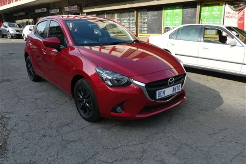 Mazda 2 Mazda hatch 1.5 Dynamic 2015