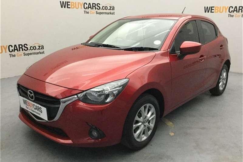 Mazda 2 Mazda hatch 1.5 Dynamic 2015