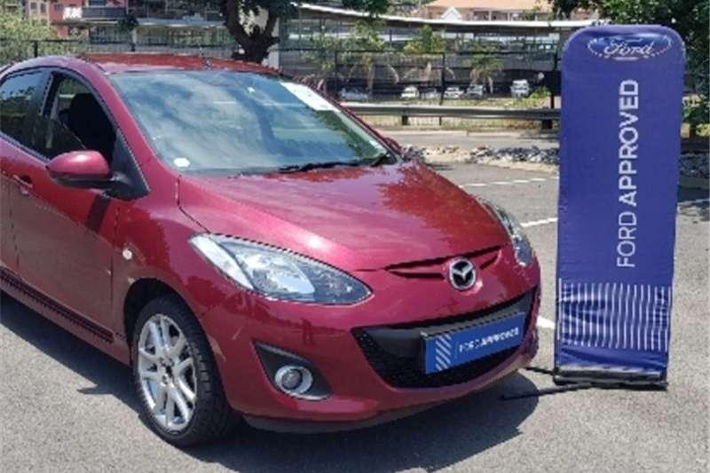 Mazda 2 Mazda hatch 1.5 Individual 2014