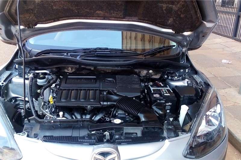 2011 Mazda 2 Mazda2 1.5 Active