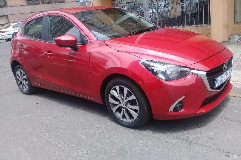 2015 Mazda 2 Mazda2 1.5 Active