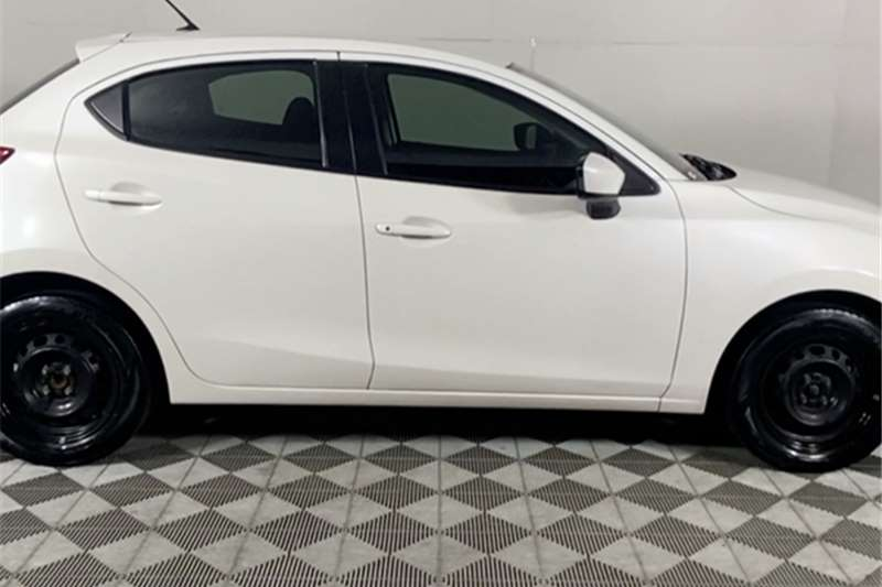 2016 Mazda 2 Mazda2 1.5 Active