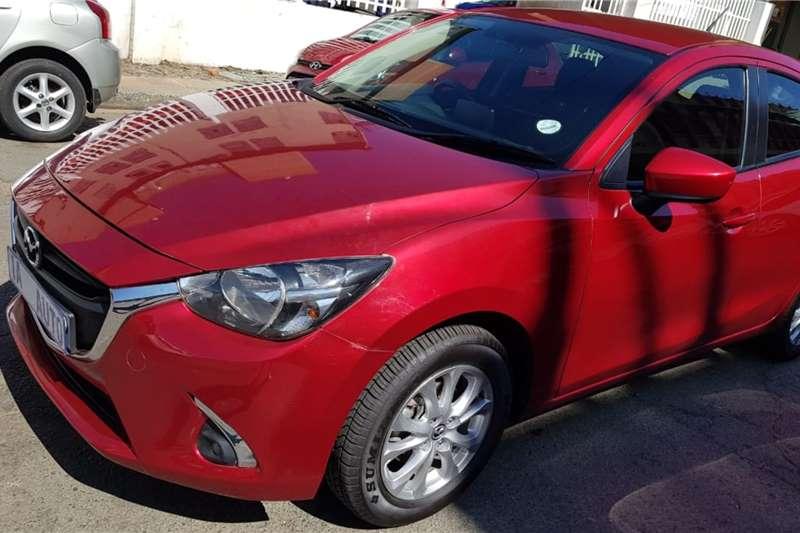 2017 Mazda 2 Mazda2 1.5 Active