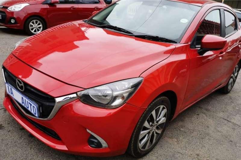 2015 Mazda 2 Mazda2 1.5 Dynamic