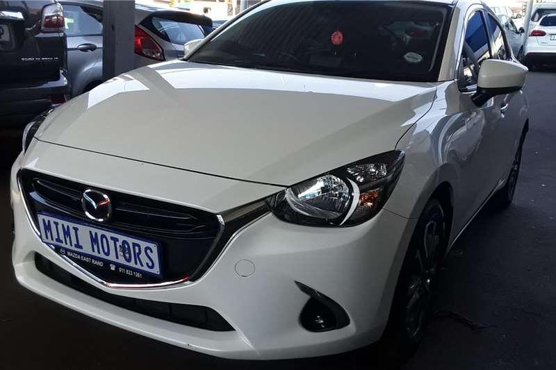 2020 Mazda 2 Mazda2 1.5 Dynamic auto