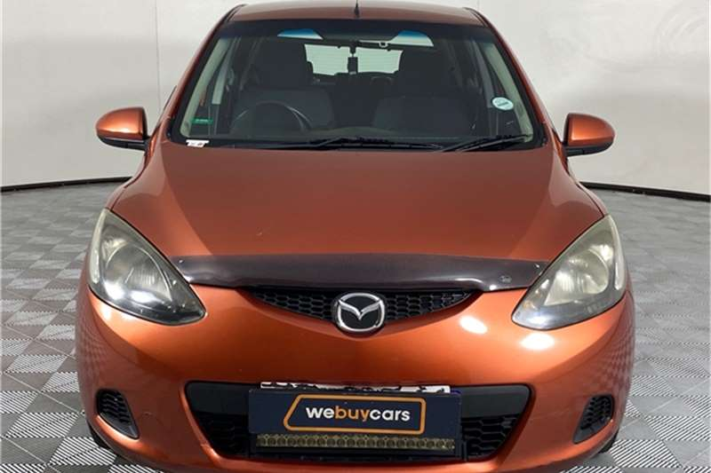 2010 Mazda 2 Mazda2 hatch 1.3 Active