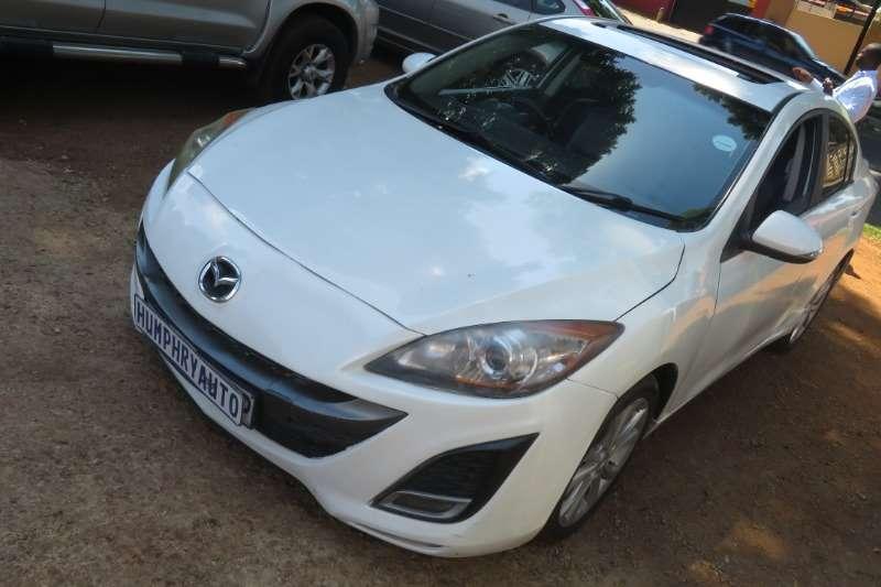 Mazda 3 1.6 sport 2011