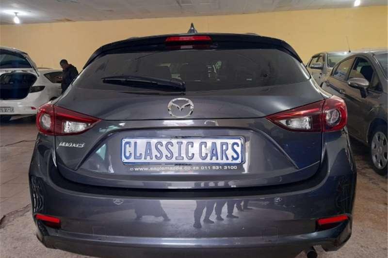 Used 2018 Mazda 3