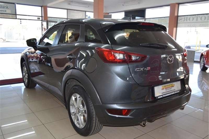Used 2016 Mazda 3 CX  2.0 Active auto