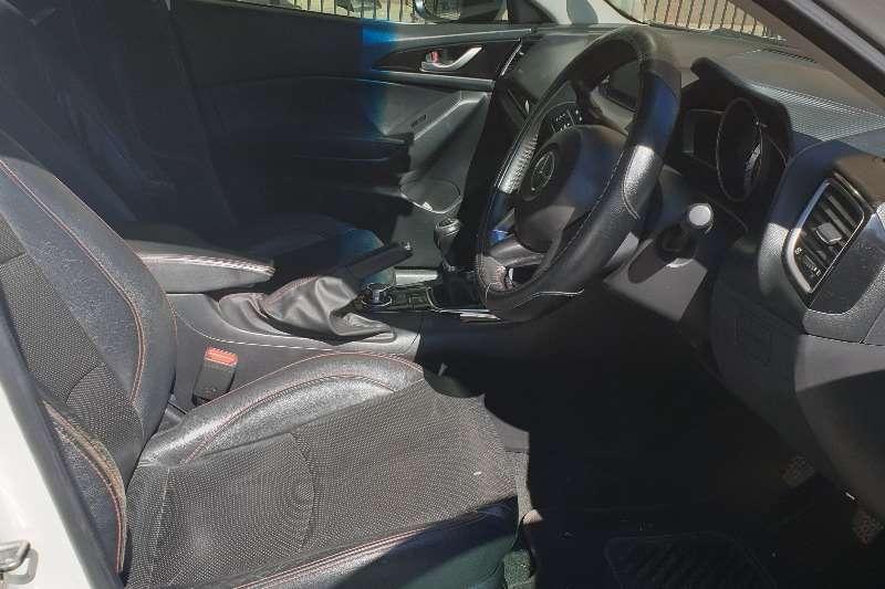 Mazda 3 CX  2.0 Dynamic 2015