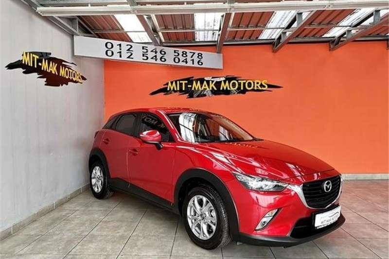Mazda 3 CX  2.0 Dynamic 2017