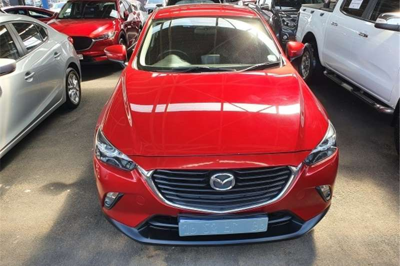 Used 2017 Mazda 3 CX  2.0 Dynamic