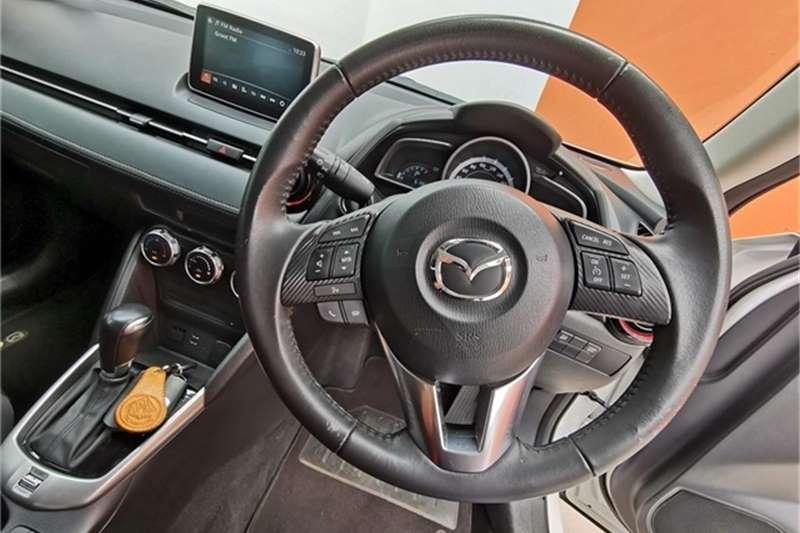 Mazda 3 CX  2.0 Dynamic auto 2016