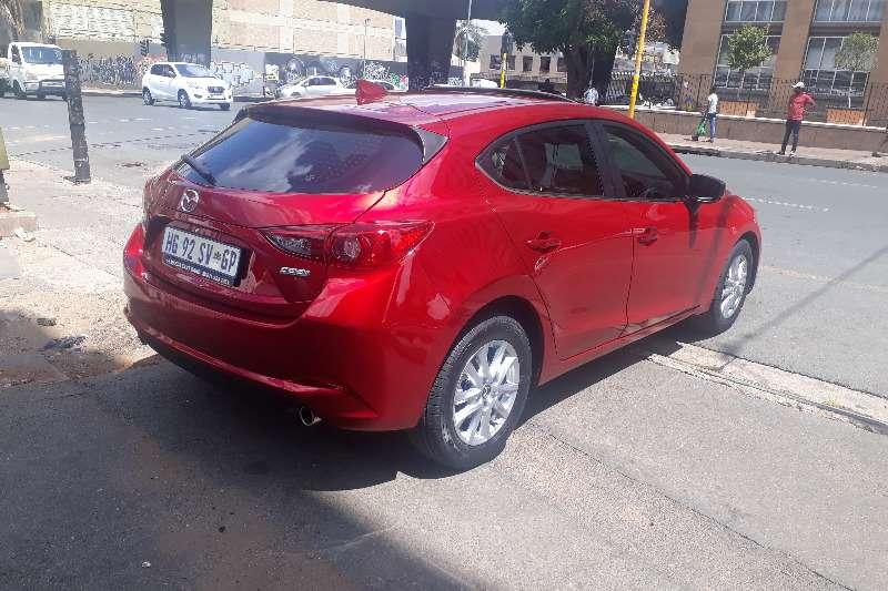 Mazda 3 CX  2.0 Dynamic auto 2017