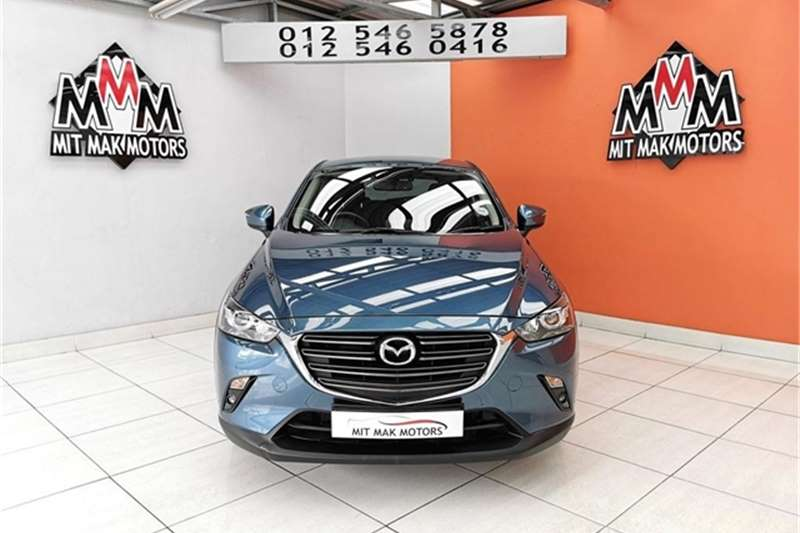 Mazda 3 CX  2.0 Dynamic auto 2018