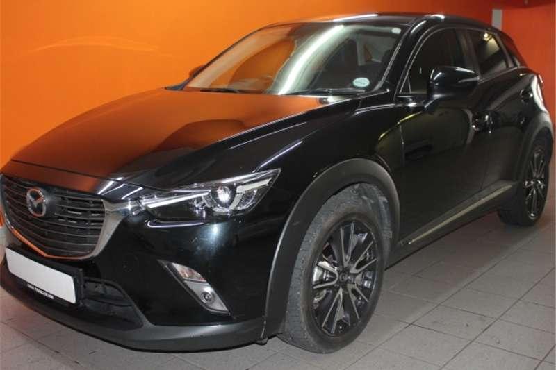 Mazda 3 CX  2.0 Individual auto 2018
