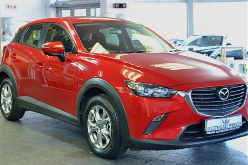 Mazda 3 CX-3 2.0 Active 2018