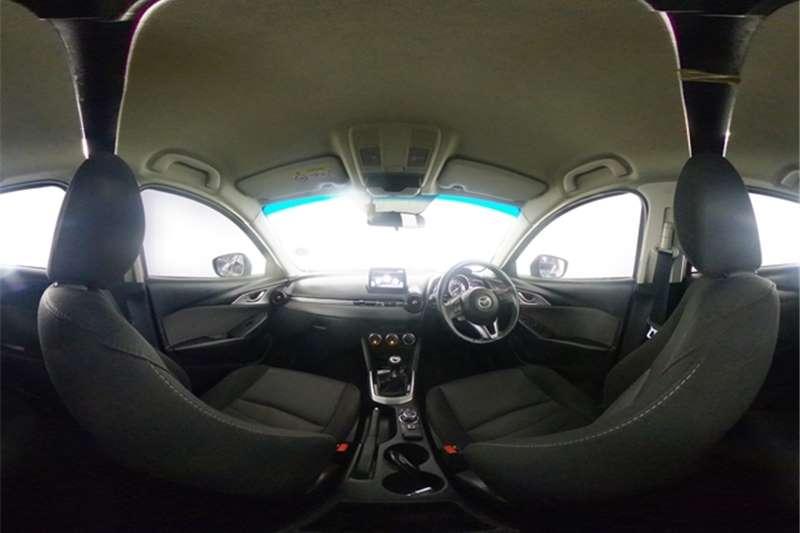 2016 Mazda 3 CX-3 2.0 Dynamic