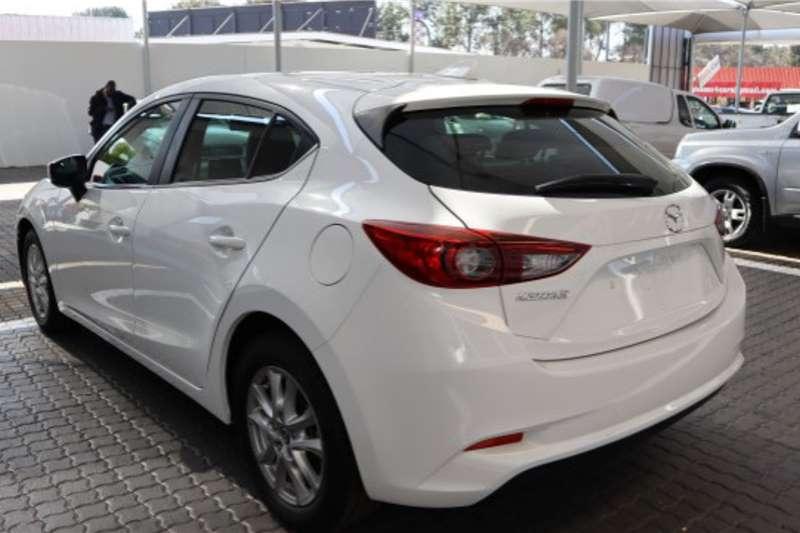 2018 Mazda 3 CX-3 2.0 Dynamic