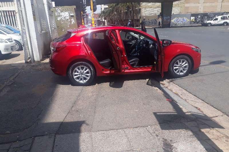 2017 Mazda 3 CX-3 2.0 Dynamic auto