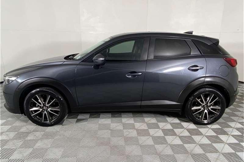 2015 Mazda 3 CX-3 2.0 Individual auto