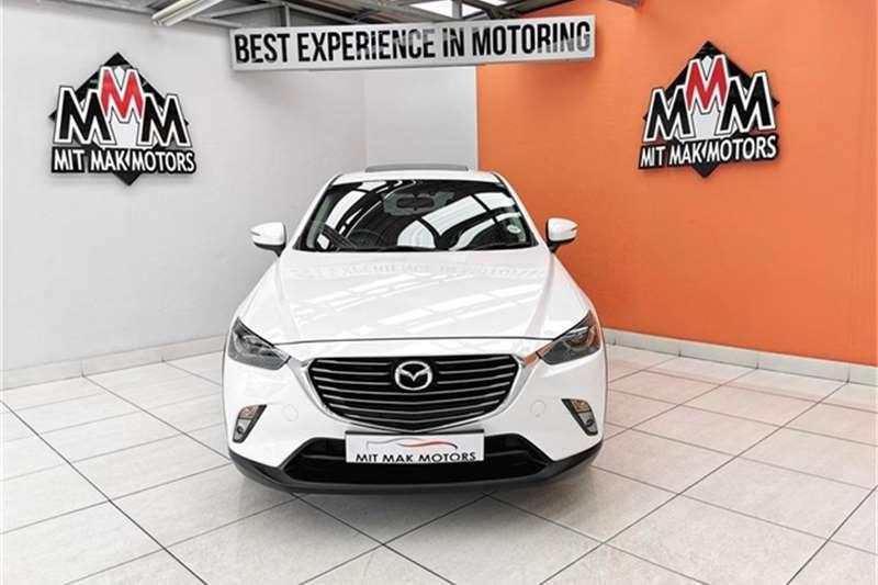 2016 Mazda 3 CX-3 2.0 Individual auto
