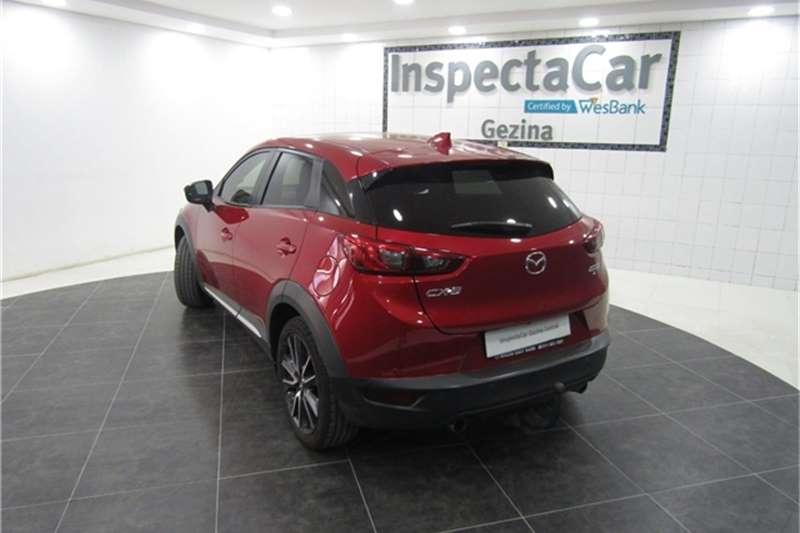 2017 Mazda 3 CX-3 2.0 Individual auto