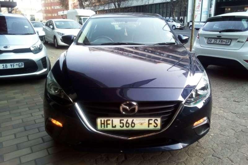 2015 Mazda 3 Mazda 1.6 Original