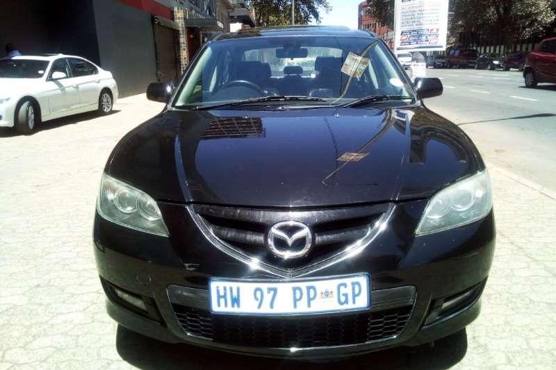 2008 Mazda 3 Mazda 2.0 Dynamic