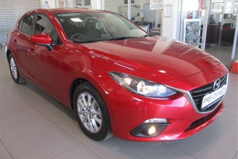 2016 Mazda 3 Mazda hatch 1.6 Active