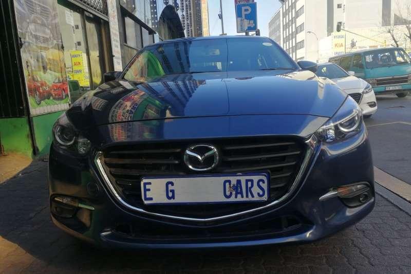 2017 Mazda 3 Mazda hatch 1.6 Dynamic auto
