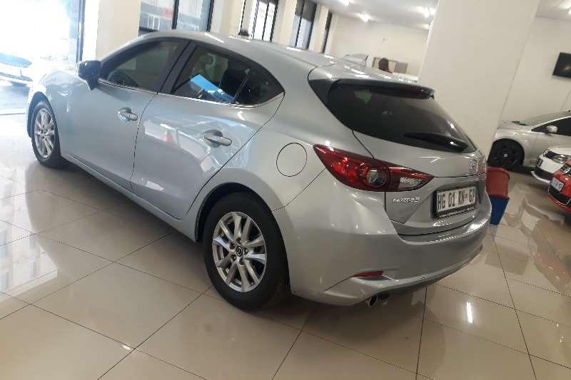 2018 Mazda 3 Mazda hatch 2.0 Individual auto