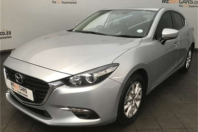 2017 Mazda 3 Mazda hatch 1.6 Dynamic auto