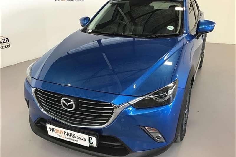 2016 Mazda 3 CX  2.0 Individual auto