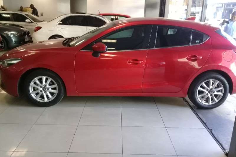 2016 Mazda 3 Mazda hatch 1.6 Dynamic auto