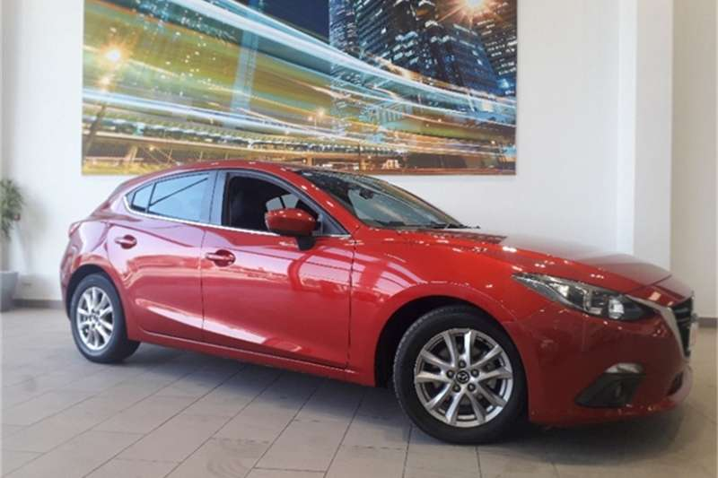 2016 Mazda 3 Mazda hatch 1.6 Original