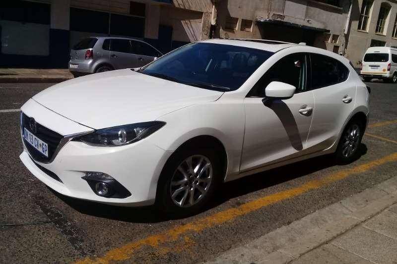 2015 Mazda 3 Mazda hatch 2.0 Individual auto
