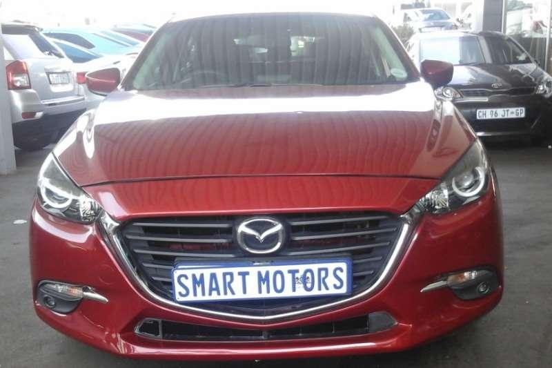2016 Mazda 3 Mazda 1.6 Active