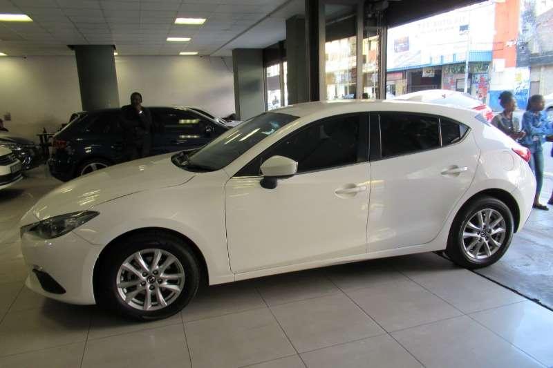 2015 Mazda 3 Mazda hatch 1.6 Active