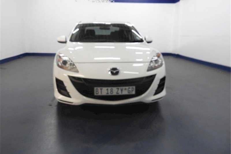 2012 Mazda 3 Mazda 1.6 Active