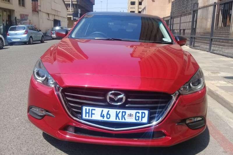 2018 Mazda 3 Mazda 1.6 Original
