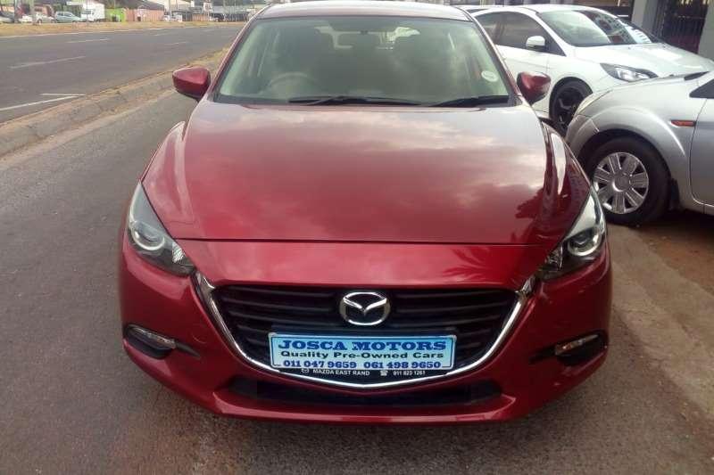 2017 Mazda 3 Mazda hatch 1.6 Original