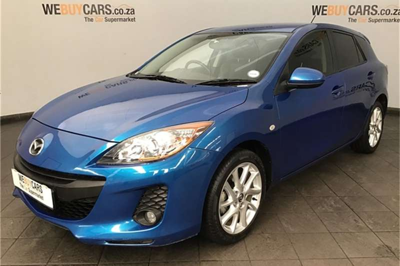 2014 Mazda 3 Mazda hatch 1.6 Dynamic