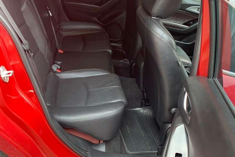 2018 Mazda 3 Mazda hatch 1.6 Dynamic auto