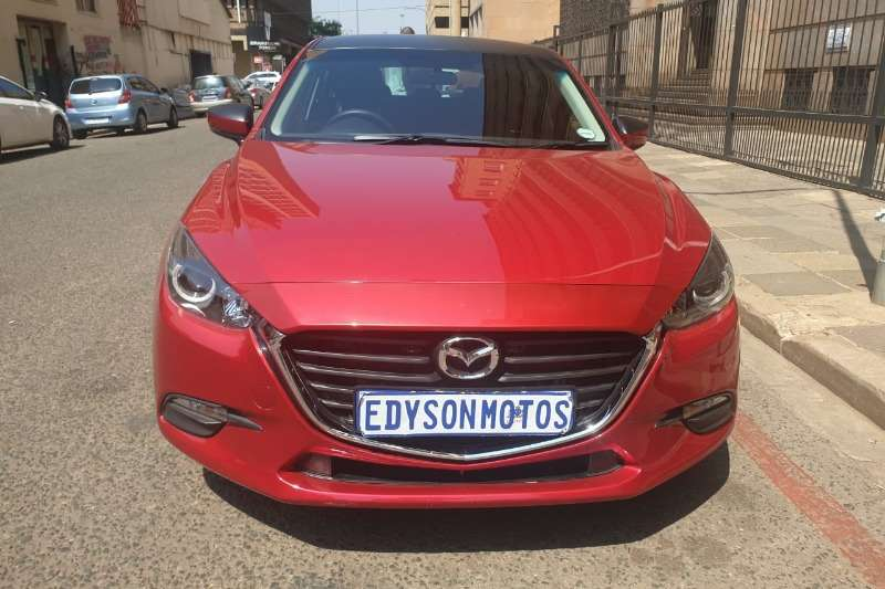 2018 Mazda 3 Mazda hatch 1.6 Dynamic auto